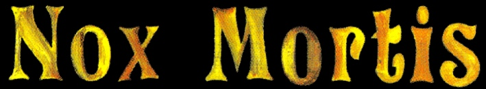 Nox Mortis - Logo