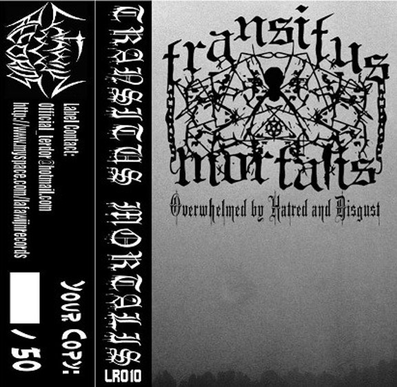Transitus Mortalis - Overwhelmed by Hatred and Disgust