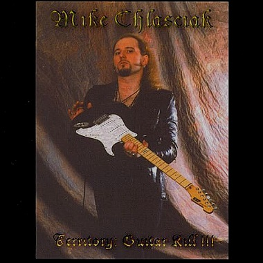 Metal Mike Chlasciak - Terrotory: Guitar Kill!!!