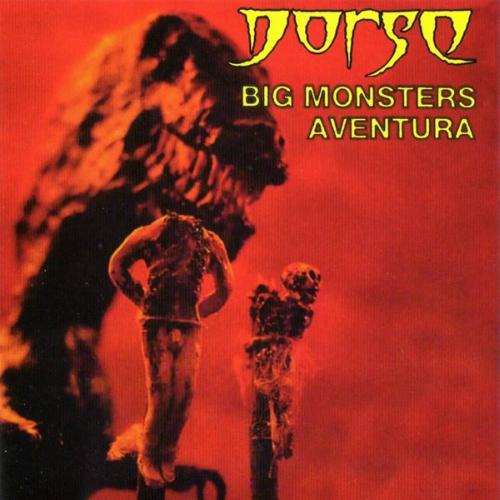 Dorso - Big Monsters aventura