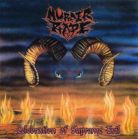 Murder Rape - Celebration of Supreme Evil
