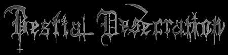 Bestial Desecration - Logo