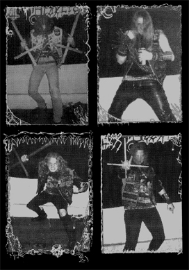 Bestial Desecration - Photo