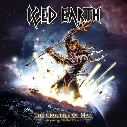 Iced Earth - The Crucible of Man (Something Wicked - Part 2)