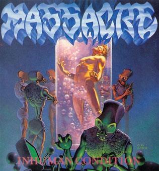Massacre - Inhuman Condition