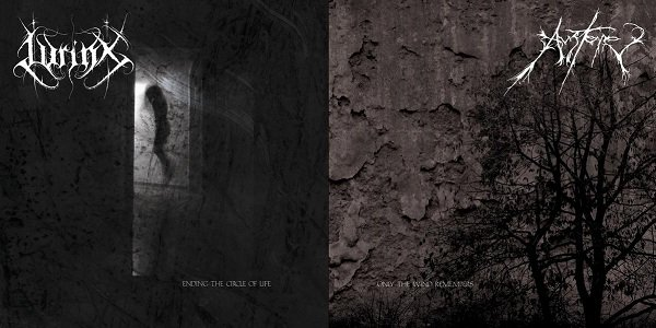 Lyrinx / Austere - Only the Wind Remembers / Ending the Circle of Life