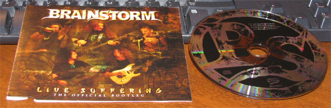 Brainstorm - Live Suffering: The Official Bootleg
