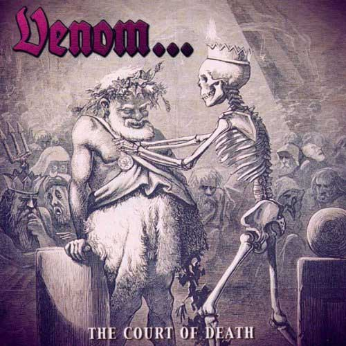 Venom - The Court of Death