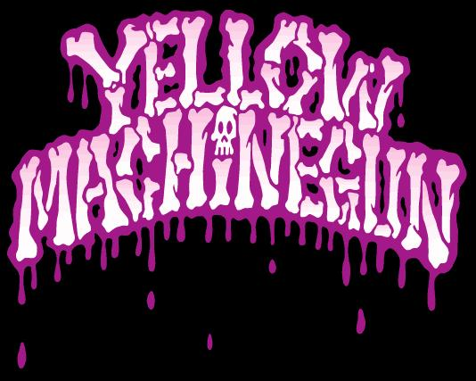 Yellow Machinegun - Logo