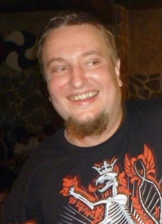 """Gabriel """"Gábin"""" Pavlík"""