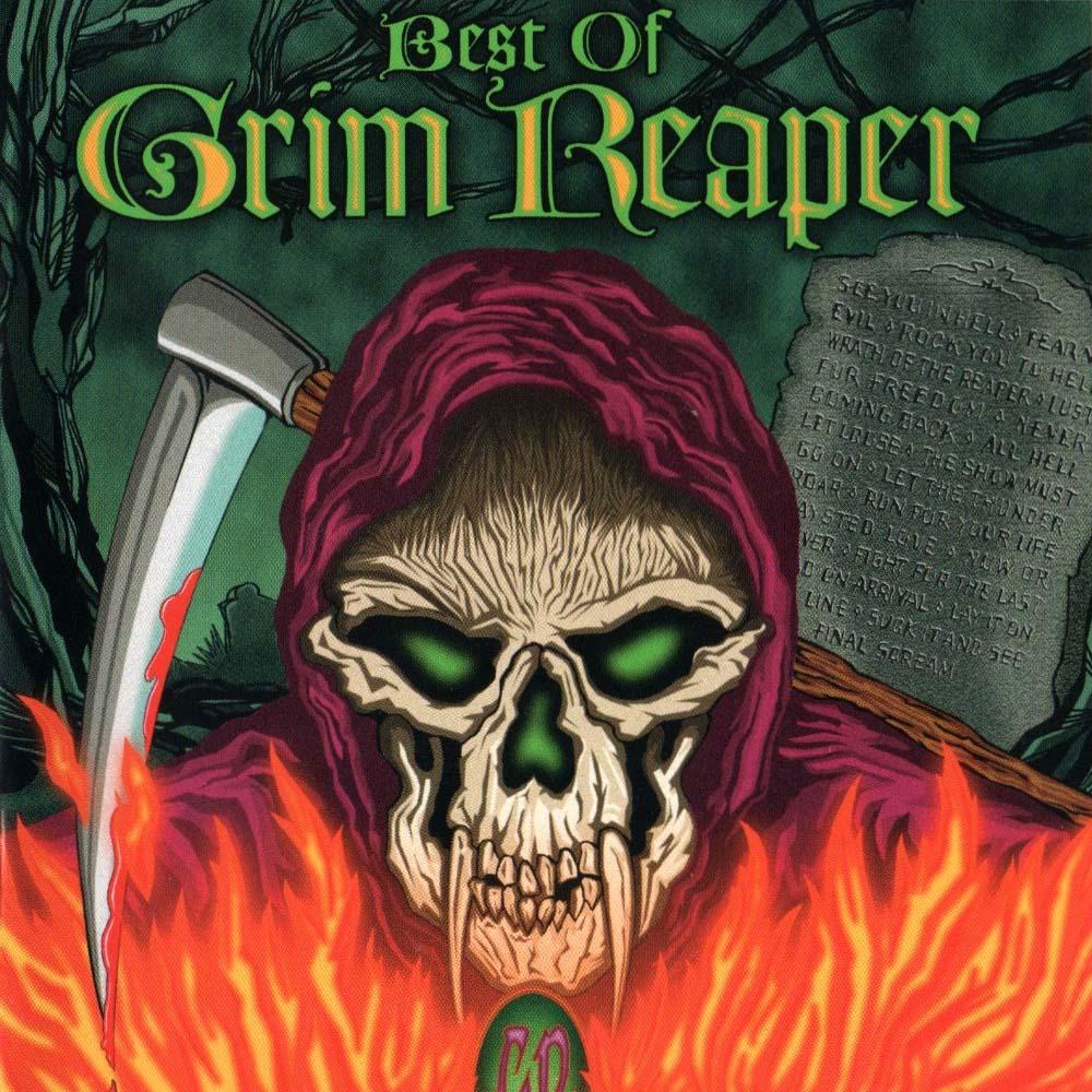 Grim Reaper - Best of Grim Reaper