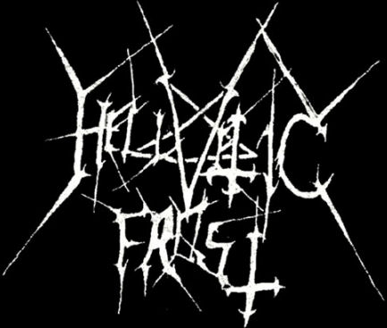 Hellvetic Frost - Logo