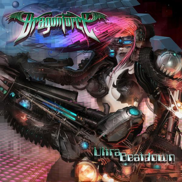 DragonForce - Ultra Beatdown