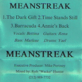 Meanstreak - The Dark Gift