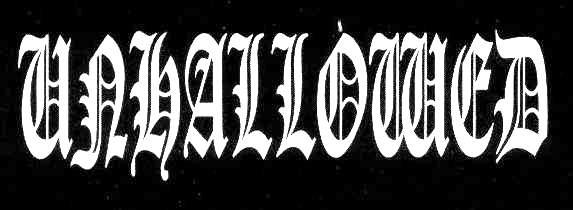 Unhallowed - Logo