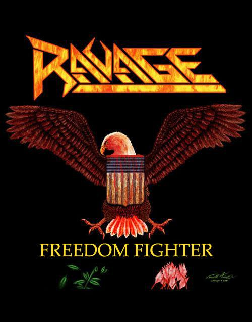 Ravage - Freedom Fighter