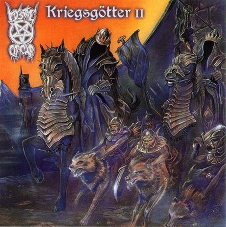 Mystic Circle - Kriegsgötter II