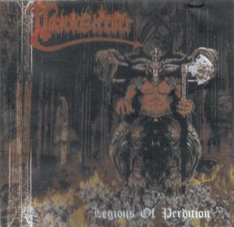 Goat Bleeder - Legions of Perdition