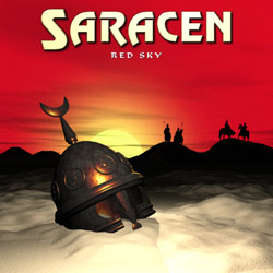 Saracen - Red Sky