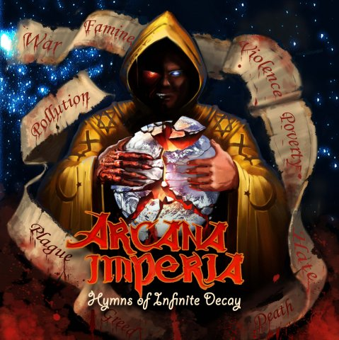 Arcana Imperia - Hymns of Infinite Decay