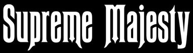 Supreme Majesty - Logo