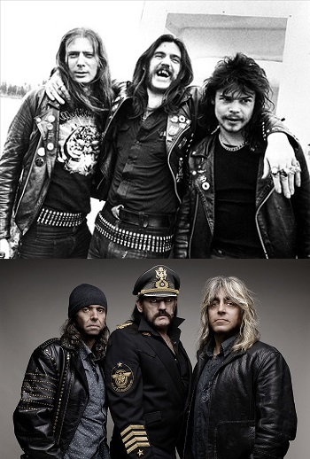Motorhead   Discography 1977 2005 (Lossy mp3 192 kbps heavy metal) preview 0