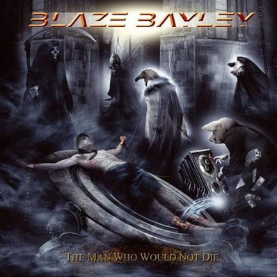 Blaze Bayley - The Man Who Would Not Die