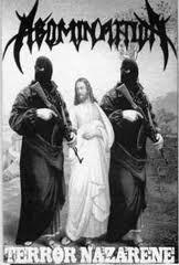 Abominattion - Terror Nazarene