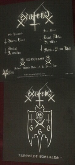 Ex-Inferiis - Bitches from Hell