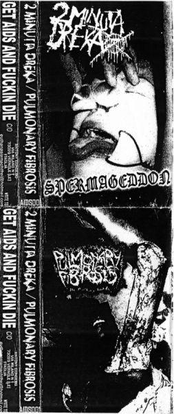 Pulmonary Fibrosis - Spermageddon / Untitled