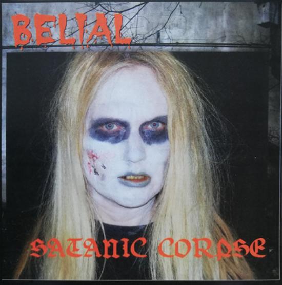Satanic Corpse - Belial