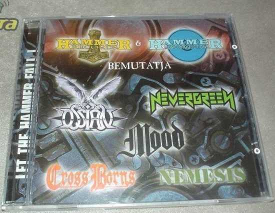 Ossian / Nemesis / Cross Borns / Mood / Nevergreen - Let the Hammer Fall