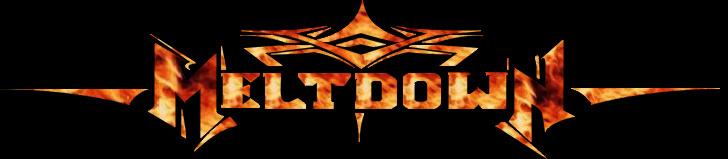Meltdown - Logo