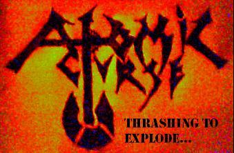 Atomic Curse - Thrashing to Explode Rehearsal