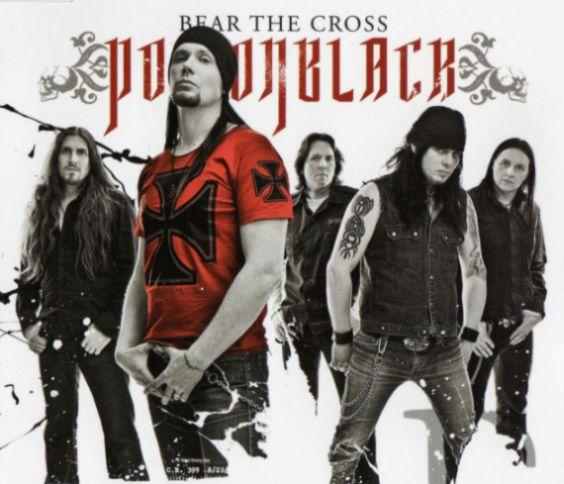 Poisonblack - Bear the Cross