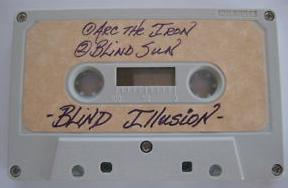 Blind Illusion - 1983 demo
