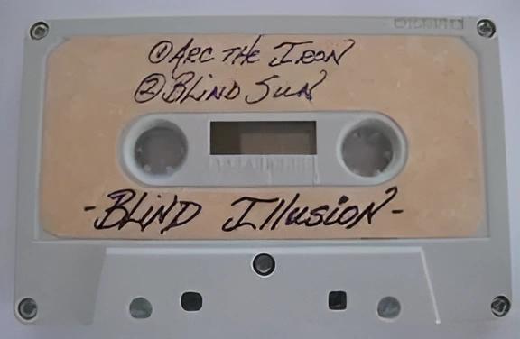 Blind Illusion - 1983 Demo