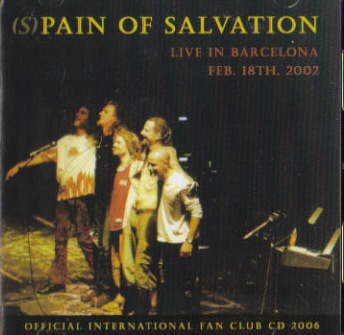 Pain of Salvation - Fan Club CD 2006