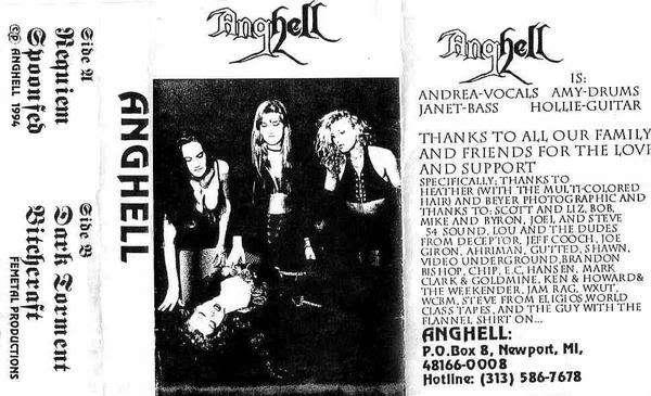 Anghell - Demo 1993