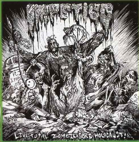 Impetigo - Live Total Zombie Gore Holocaust!