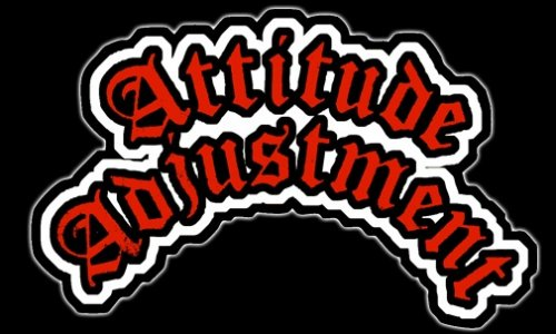 Attitude Adjustment - Logo