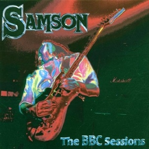 Samson - The BBC Sessions