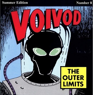 Voivod - The Outer Limits