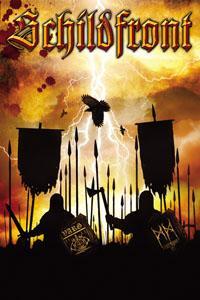 Minas Morgul / Varg - Schildfront