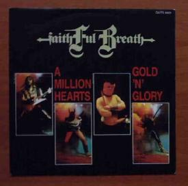 Faithful Breath - A Million Hearts / Gold 'n' Glory