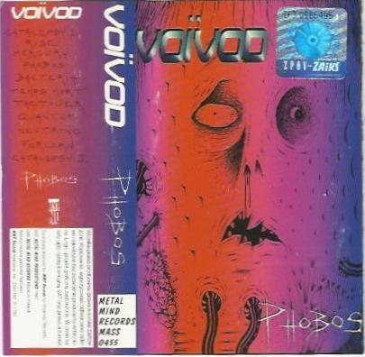 Voivod - Phobos