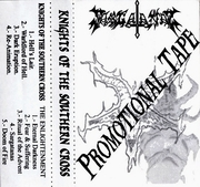 Sargatanas - Knights of the Southern Cross (Promotional Tape)
