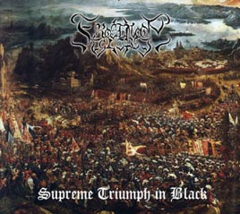 Frostmoon Eclipse - Supreme Triumph in Black