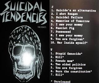 Suicidal Tendencies - Demo  2