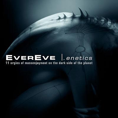 EverEve - .Enetics: 11 Orgies of Massenjoyment on the Dark Side of the Planet